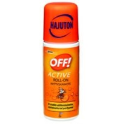 OFF! Active hyttys Roll-on 60 ml