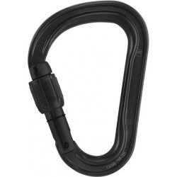 Petzl Attache ScrewLock Black