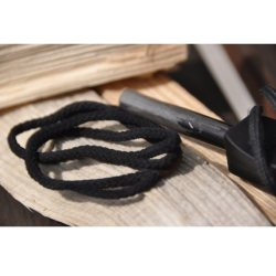 Bushcraft Essentials Char Cord / Char Rope 50 cm